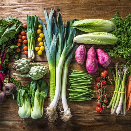 Mon panier de décembre : manger sainement et de saison !