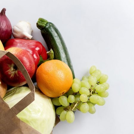 Mon panier de septembre : manger sainement et de saison !