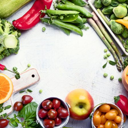 Mon panier de janvier : manger sainement et de saison !