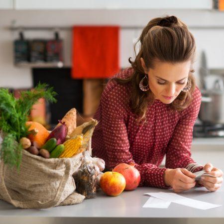 Nouveau pack recette : alimentation santé et budget serré !