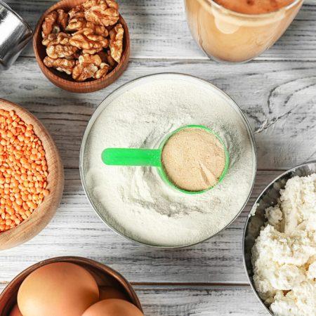 Sport, protéines et supplémentation